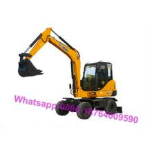 XCMG XE60WA 6 Ton Bucket Wheel Excavator