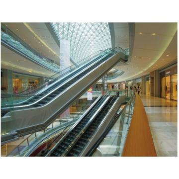 Proyecto de Shopmall escalera