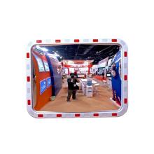 Hot Sale PMMA Lens Elliptic Square Reflective Convex Mirror