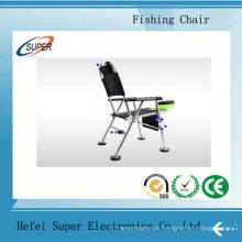 Chaise de plage pliante extérieure portative