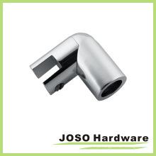 Conector de barra de porta de vidro do banheiro AC010