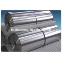 Bobine de papier d'aluminium