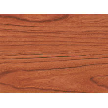 Red Oak Hdf 8 Mm Wide Plank Laminated Floors , E0 Home Laminate Flooring