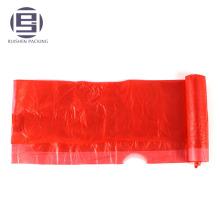 Cordon poubelle en plastique sac poubelle de voiture sur le rouleau