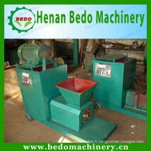 Chine Machine professionnelle de briquette en bois de bonne qualité de production de briquette / machine de briquette de sciure