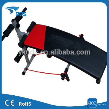 Foldable abdominal exercise Sit Up Bench