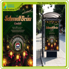 Two Sides Can Been Printed Coated Banner