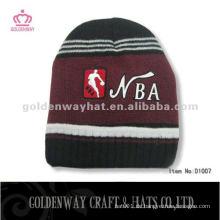 Hochwertiger Herren-gestrickter Beanie-Hut mit perfektem Design