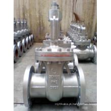 JIS20k válvula de portão de aço inoxidável (Z41Y-20K-DN150)