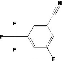 3-Fluoro-5- (trifluorométhyl) benzonitrile N ° CAS 149793-69-1