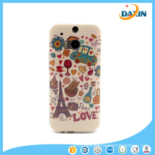 Silicione Shell Mobile Phone Protective Sleeve for HTC