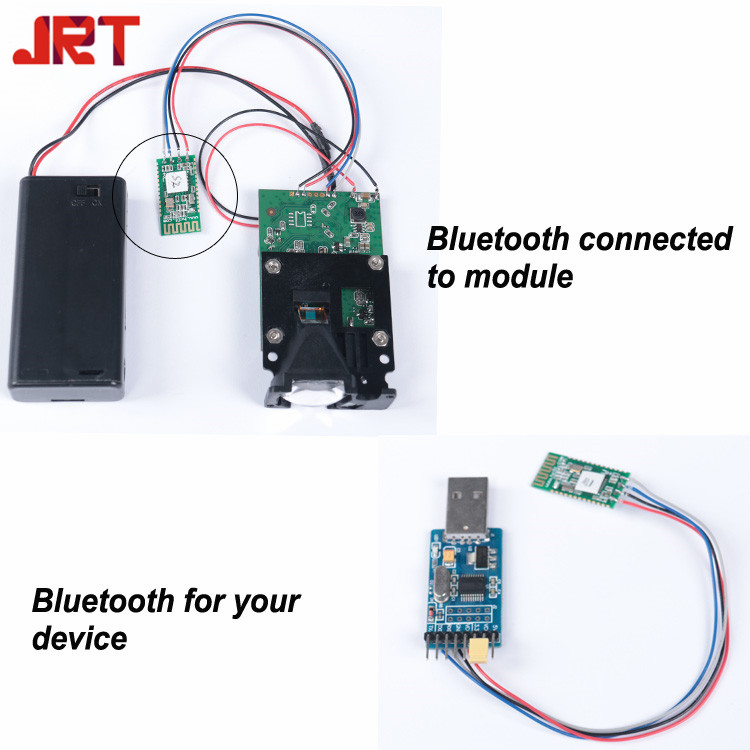 Measure Distance Module with Bluetooth
