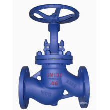 API6d Mannual Opertaed Flange Type Carborn Steel Wcb Global Valve