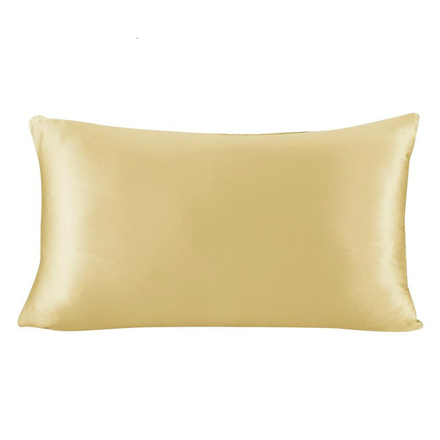 Gold Pillowcases