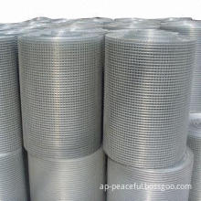 Galvanized/PVC-coated Welded Iron Wire Mesh