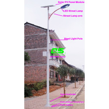 WPSRR-8901 3~15m Municipal Road Hot DIP Galvanized Steet Light Pole style