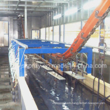 Electrophoresis Painting Production Line with Filter System