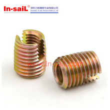 302 Series Self-Tapping Threaded Insert