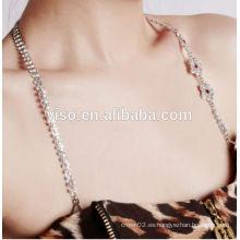 Correa del sujetador de la joyería del cuello