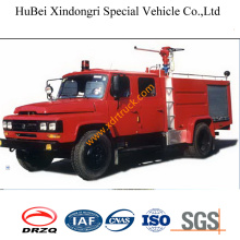 2ton Dongfeng Dry Powder Fire Truck Euro2