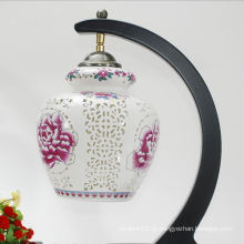 Lâmpadas de cerâmica