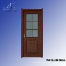 Placage moderne de porte intérieure