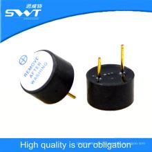 Buzzer fábrica 9.6mm 5v pequeño diámetro magnético activa buzzer