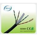 Низковольтный кабель Cat 6 UTP для наружной установки
