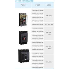 Dz10 Modle Case Disyuntor Ciecuit (MCCB) Activo MCCB