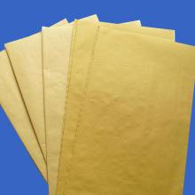 Bolsa de papel kraft y pp de 25 kg