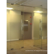 Passage Glass Floor Spring Door Closer