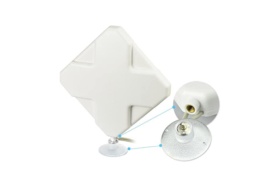 MIMO SMA Male TS9 Antenna