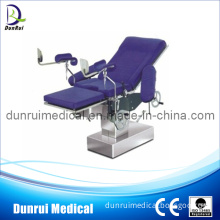 CE Approved Hospital Hydraulic Delivery Bed (DR-308)