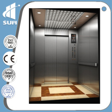 Manual Door Luxury Decoration Speed 0.4m/S Home Lift