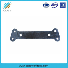 Hot-dip Galvanized Steel Double Yoke Plate
