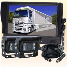 CCD Car Rear View Camera System for Trailer/Buses Night Vision