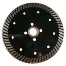 Diamond Cold Pressed Sintered Turbo Rim Saw Blade