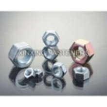 Stainless Steel Hexagon Nuts