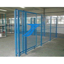 Warehouse Isolation Fengcing, Workshop Welded Wire Mesh Fence,