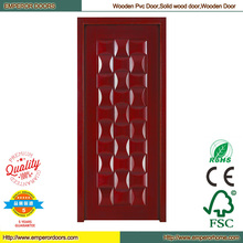 Puerta de entrada principal puertas China venta por mayor puerta impermeable