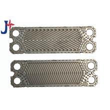 Plaque d'échangeur thermique en acier inoxydable (égale Alfa Laval H7/H10/GTM-26/GTM-36/MA30-M/MA30-S/MS6/MS10/MS15)
