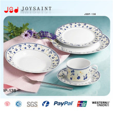 China Good Design Decoration 9′′stone Dinner Set