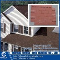 residential roofing colorful fiberglass reinforced asphalt shingle