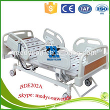 electric ABS hospital bed electric ICU bed