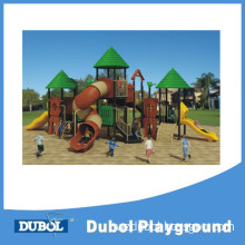 China Factory Dubol Amusement Outdoor Playground for Kids