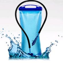 Fahrrad Mund Wasser Blase Tasche Hydration Camping Wandern Klettern Blau