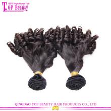 GROSSES SOLDES!! Nouvelle arrivée TOP qualité cheveux humains sexy aunty funmi cheveux