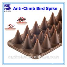 Home & Garde Decoration sundries 10pack homemade anti-climb plastic fence bird pigeon spikes