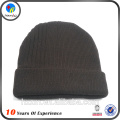 China Factory High Quality Acrylic Beanie Winter Knitted Hat