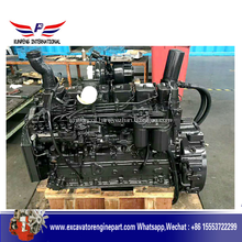 Rebuid Cummins 6BTA5.9 Diesel Engines For Excavator